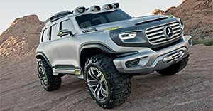mercedes-benz ener g force