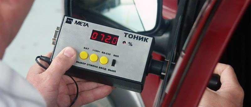 Инструкция к прибору тоник